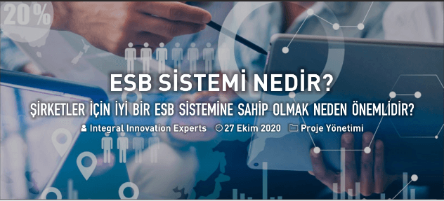 ConnectWorx ESB sistemi nedir?
