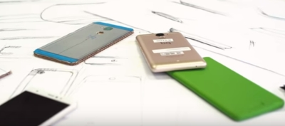 BQ telefon tasarım protoipleri
